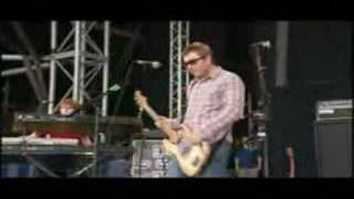 Doves- There Goes The Fear Live Glastonbury 2002