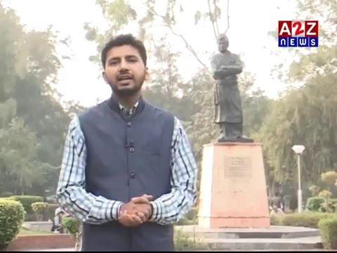 Delhi University History by Ali Abbas Naqvi on a2z news