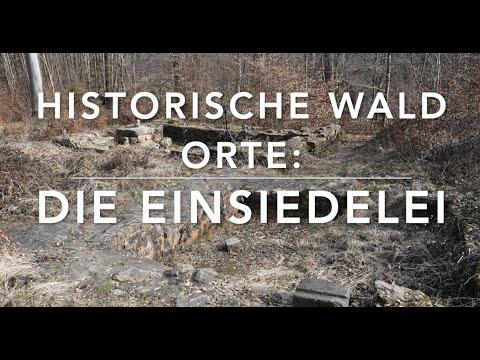 Alte Einsiedelei - Historische Waldorte