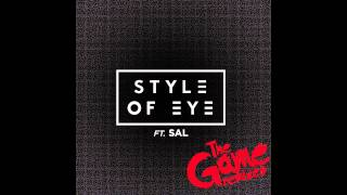 Style of Eye feat. Sal - The Game (Digital LAB & Kalendr Dub Remix) [Cover Art]