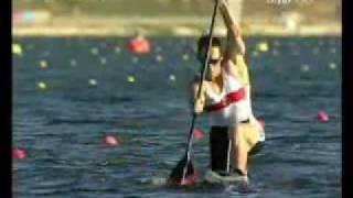 Various styles of sprint canoe technique