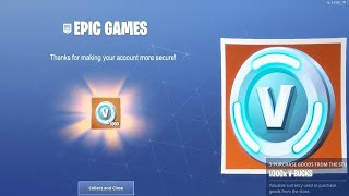 As ANYONE can get 1000 FREE PAVOS in Fortnite...