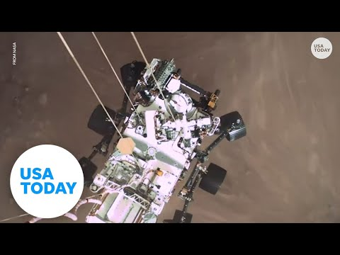 Mars rover captures first recorded sounds from planet including Martian breeze | USA TODAY