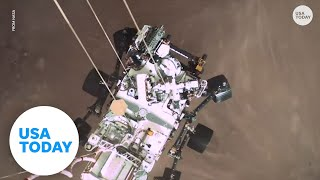 Mars rover captures first recorded sounds from planet including Martian breeze   USA TODAY