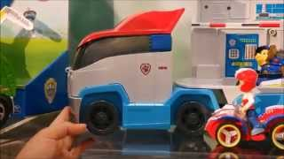 Toy Fair 2015 New Toys Reveal Paw Patrol!