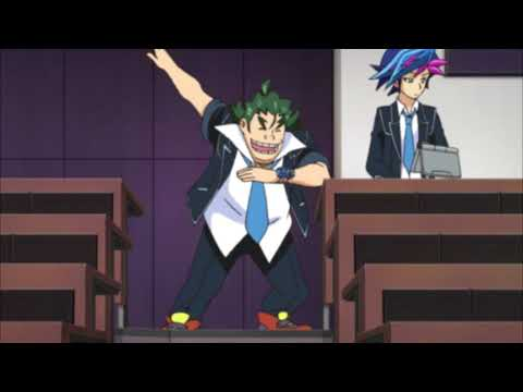 Yugioh Vrains episode 27 and Thor Ragnarok and HERO Link Monster reactions