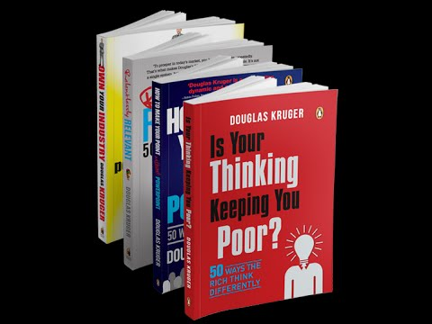The Art of Publishing Books for Thought-Leaders, with Douglas Kruger