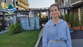 Первая работа в жизни за границей помощником повара в отеле Болгарии