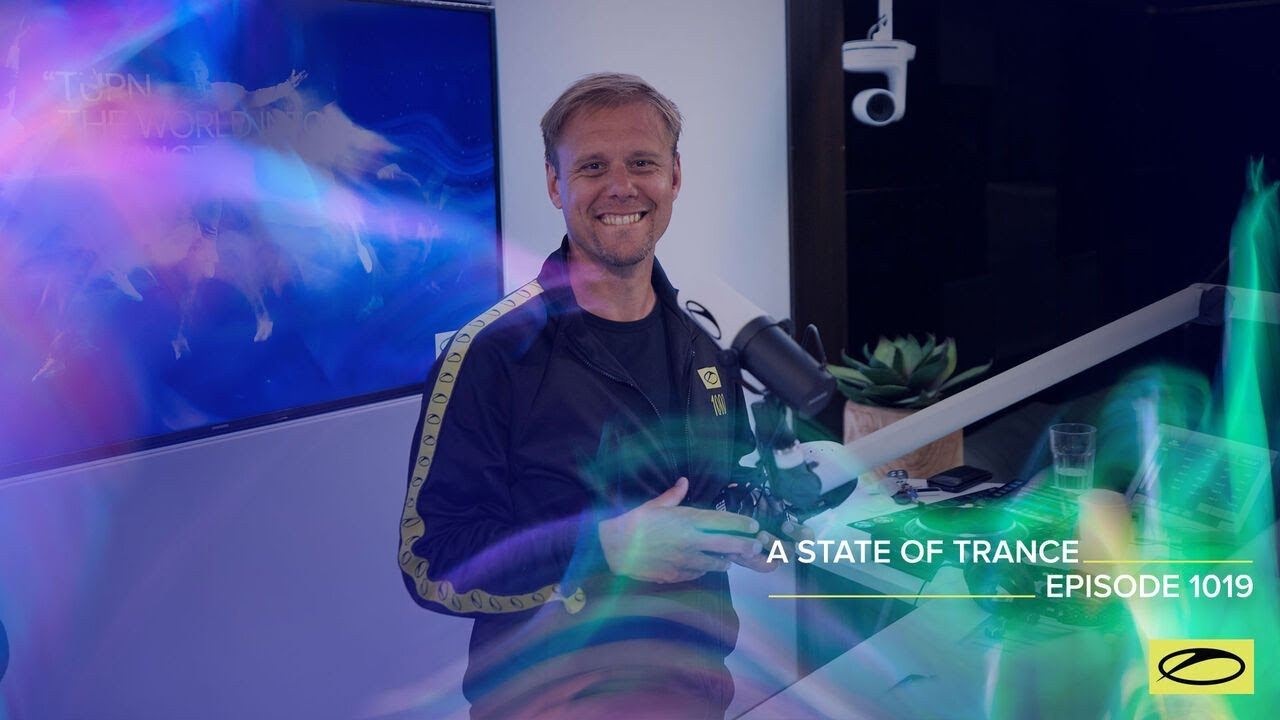 Download A State Of Trance Episode 1019 - Armin van Buuren (@A State Of Trance)