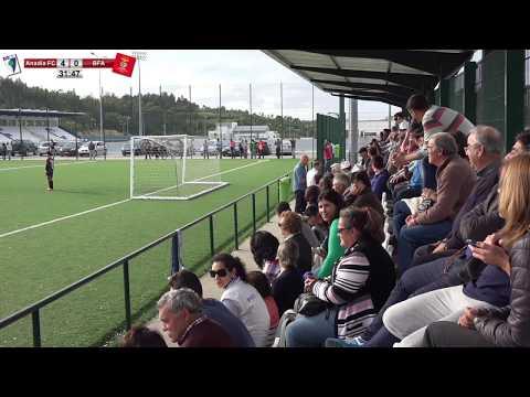Todos os Golos | Anadia FC Vs Escola de Futebol Benfica Aveiro