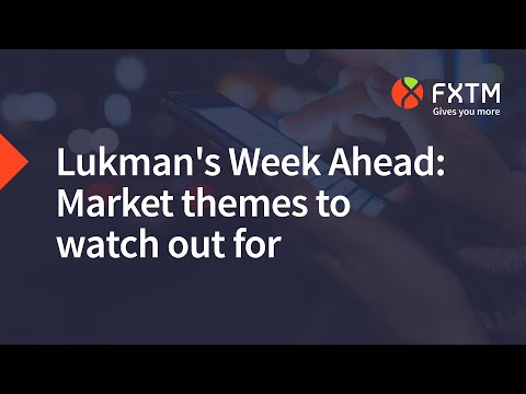 Lukman's Week Ahead | 27/01/2020