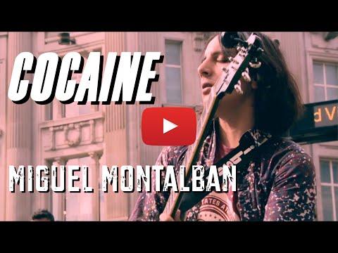 Miguel Montalban - Cocaine (JJ Cale)