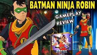 Injustice 2 Mobile. Ninja Batman Robin Gameplay + Review. We Need More Batman Ninja Characters!