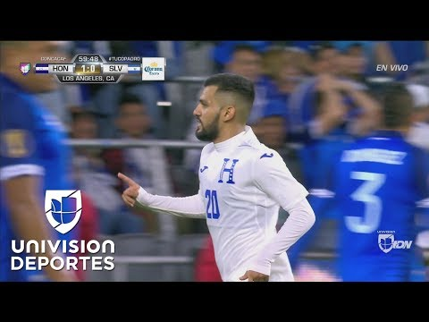 ¡Golazo de Honduras! Curazao festeja gol de Álvarez