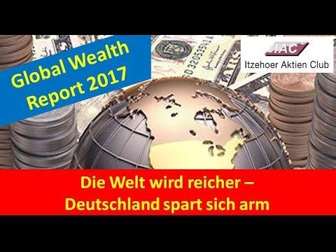Global Wealth Report 2017