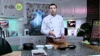 """Шоколадный десерт """"Брауни"""" на сайте e-da.tv"""