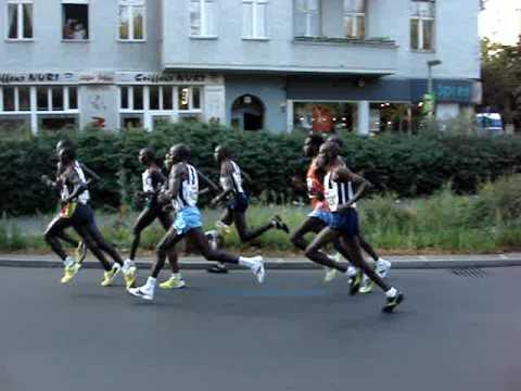 Berlin Marathon Alt Moabit