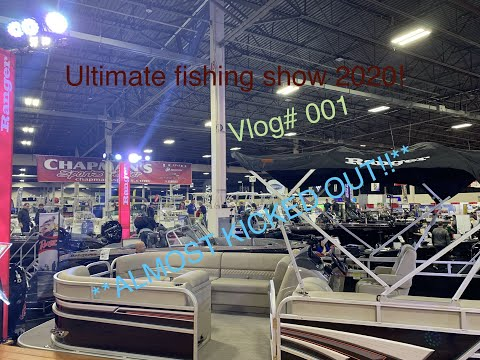 The Ultimate Fishing Show 2020! **ALMOST KICKED OUT** (watch Till The End!!) Video# 001
