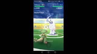 Cover images 12 unique pokemon vs Absol raid boss - Psycho cut/Megahorn