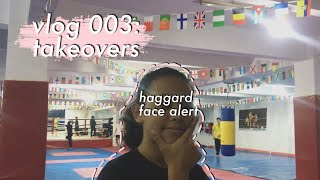 a vlogful of takeovers | 003