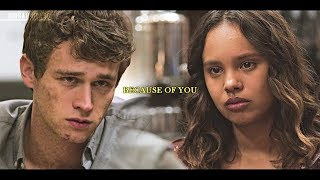 13 reasons why | Justin & Jessica - Because of you