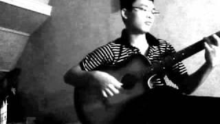 Giấc mơ bình yên - guitar cover