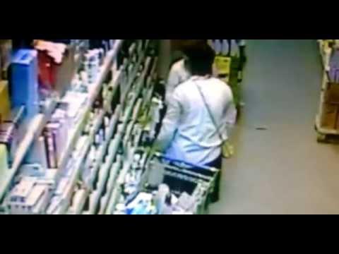 Once In The Store Russia / Случай в магазине Поляна г Белово Кемеровской обл