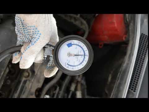 Замер компрессий Opel Astra J