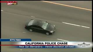 MARATHON POLICE CHASE: Does It Ever End?! (FNN)