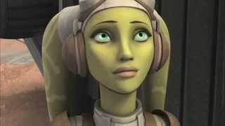 Star Wars Rebels Season 2 Episode 6 - Wings Of the Masters Footage