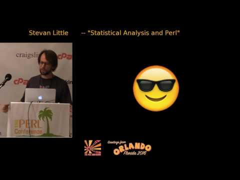 2016 -  ‎Static Analysis and Perl‎ - Stevan Little
