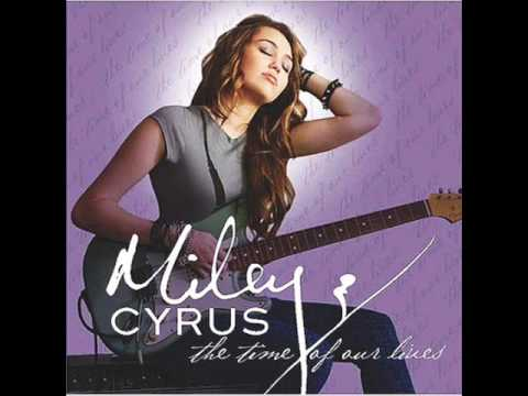 Miley Cyrus - Time Of Our Lives [hq&lyrics]