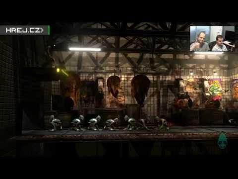 Hrej.cz Let's Play: Oddworld: New 'n' Tasty [CZ]