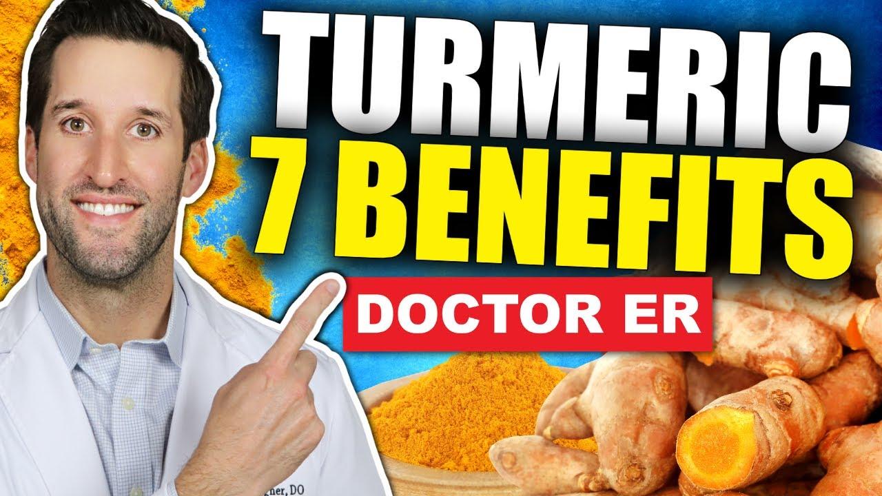 Top 7 Benefits of Taking Turmeric Supplements | Doctor ER