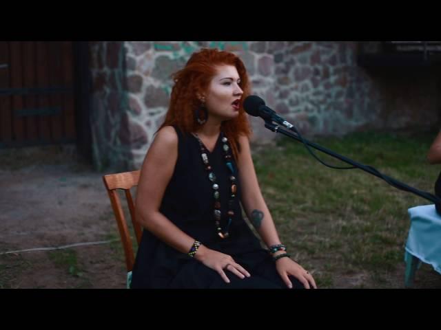 Смотреть видео MIRIUM -Вьюга (acoustic version)