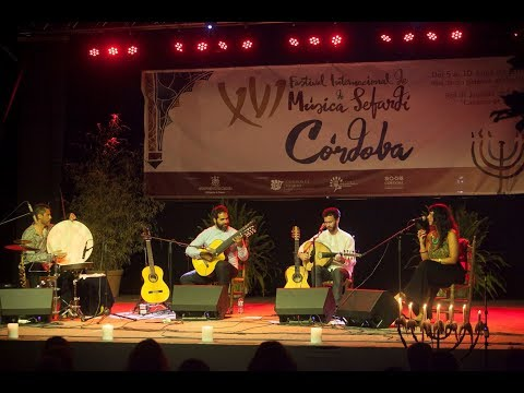 Jewish music in The International Sephardi Music Festival in Cordoba- Ancient Groove