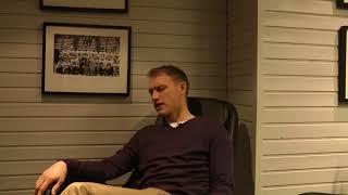 Jussi Markkanen muistelee vuoden 2006 Stanley Cupin finaaleja