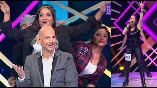 Alexia cantó tres canciones y puso a bailar al jurado de Yo Soy