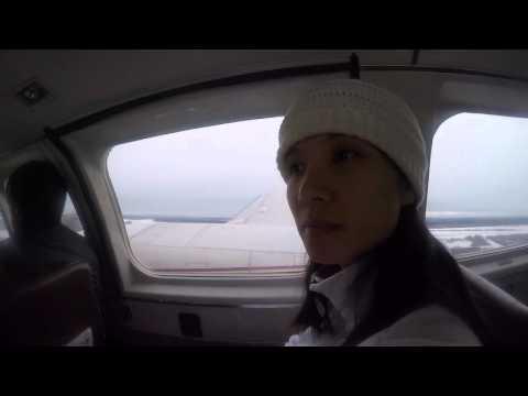 Landing at Fairbanks (northern alaska tour company)