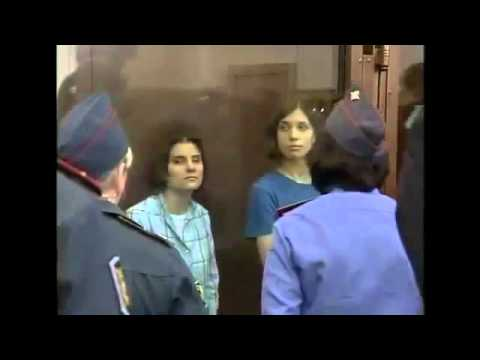 Russian Court Finds Pussy Riot Guilty