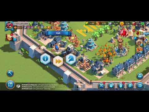 BABA TC ATATURK - Rise Of Kingdoms KVK 4 Making 600m Power