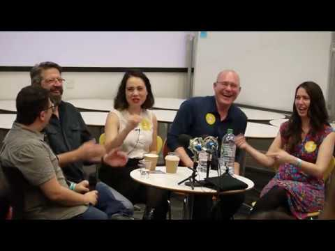 AdventureX 2017:  The Art of Game Acting | Panel