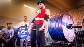 Anabolic Horse VS Daniele Pauli - Strength Wars League / Semi Final #1