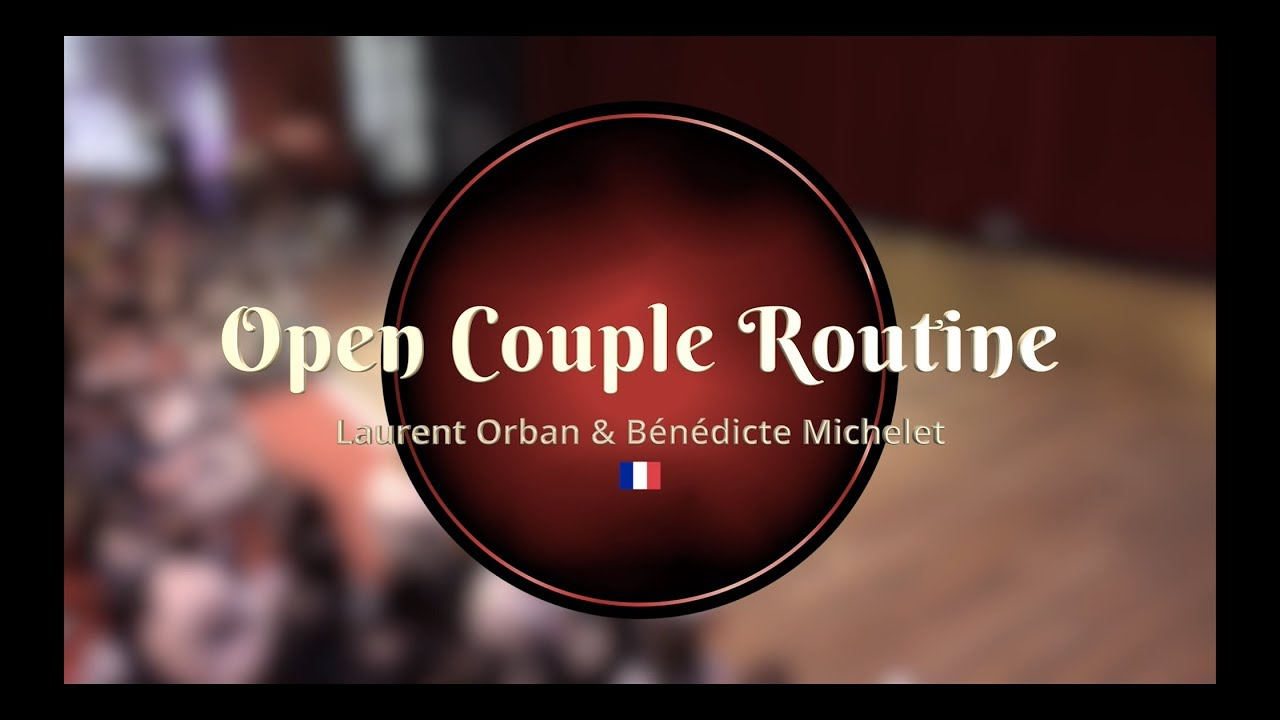 b3ed3e54d Savoy Cup 2019 - Open Couple Routine - Laurent Orban   Benedicte Michelet
