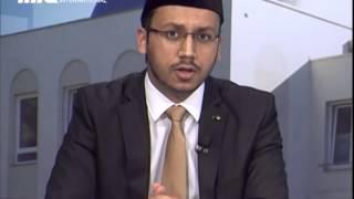 Islam Verstehen -  Der Tod Jesu Frieden sei auf Ihm - 02.07.2015