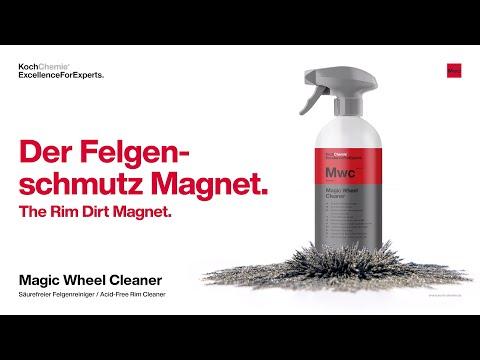 Magic Wheel Cleaner: Die Anwendung. | Koch-Chemie ExcellenceForExperts.