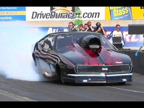 Pro Mods QUAL#1 Rumble at Maple Grove 2016