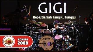 """Bawa Lagu Lama ... !!! Konser """"GIGI"""" - KEPASTIAN YANG KU TUNGGU (LIVE KONSER BENGKULU 30 MEI 2008)"""