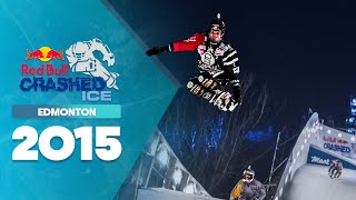 Red Bull: Battle for the Ice Cross DH Championship - Red Bull Crashed Ice 2015