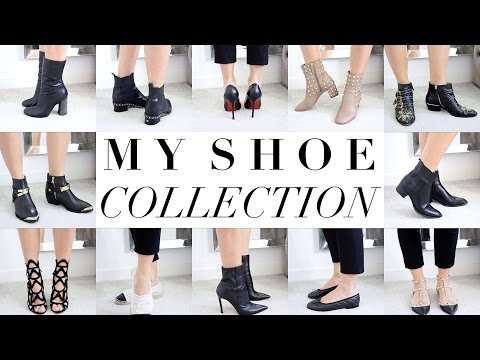 MY SHOE COLLECTION  DESIGNER  Lydia Elise Millen